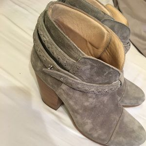 Rag and bone Harrow bootie